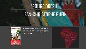 Réalisation d'un site web suite à l'étude du roman Rouge Brésil