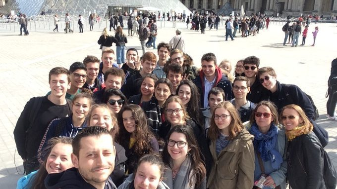 Journée littéraire à Paris pour les 1S1